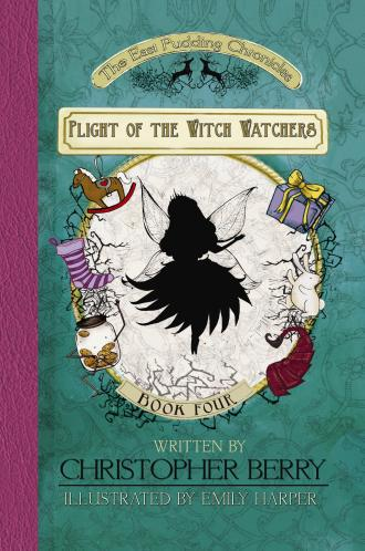 Plight of the Witch Watchers Front Cover