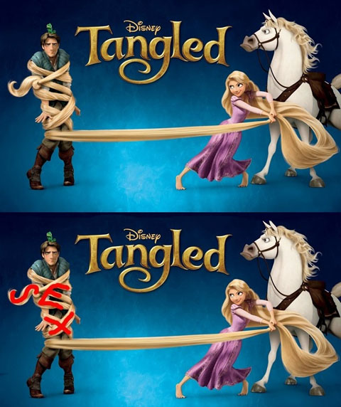 More sex in Tangled