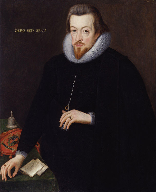 Sir Robert Cecil - the true architect of the conspiracy?
