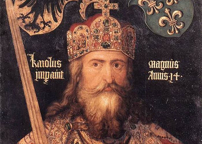 Charlemagne - did he even exist?