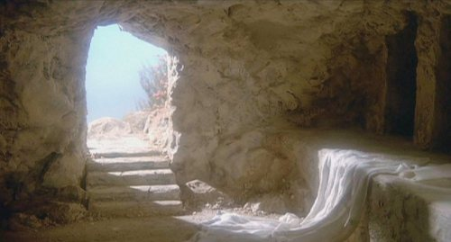 The 'empty tomb'