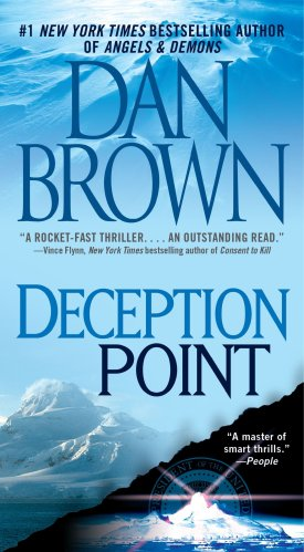 Book cover deception point