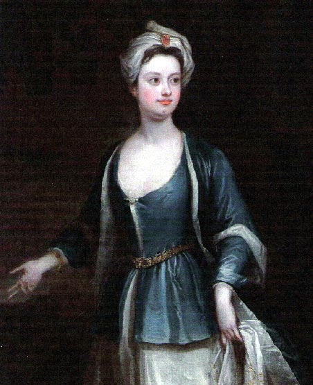 Lady Dorothy Walpole - the Brown Lady?