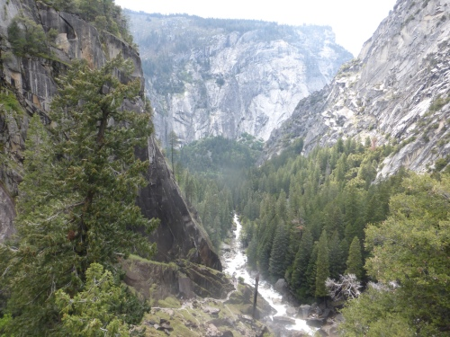 The River Merced, Yosemite