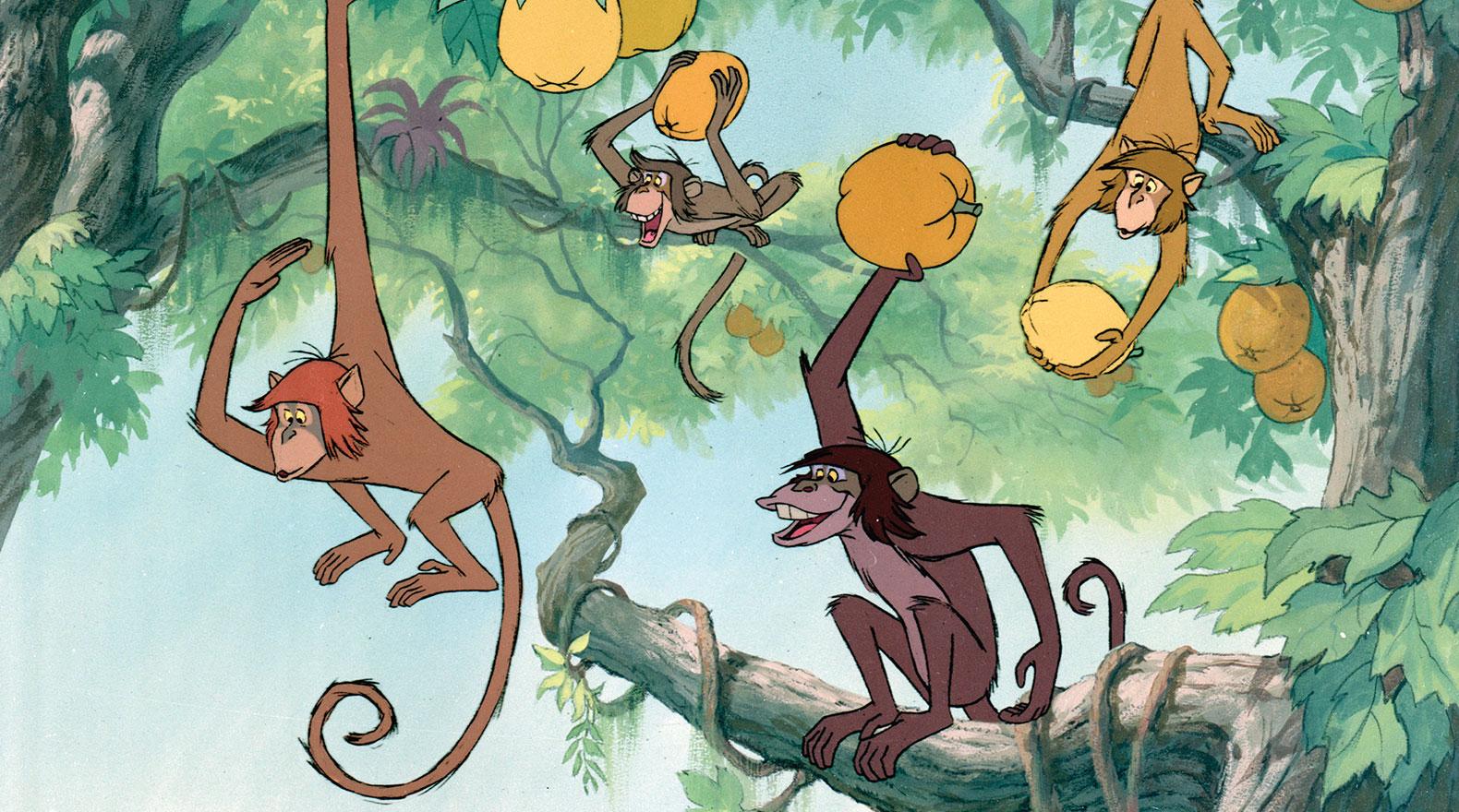 Monkey characters disney - photo#36