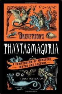 Breverton Phantasmagoria Cover