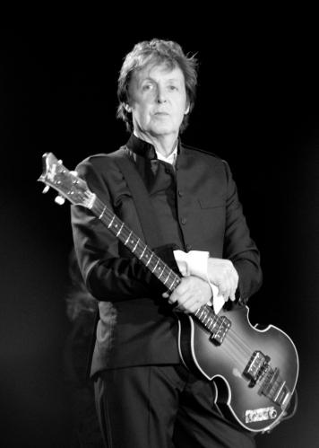 Paul McCartney - or is it?
