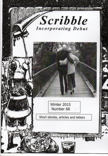Scribble Winter 2015 Cover
