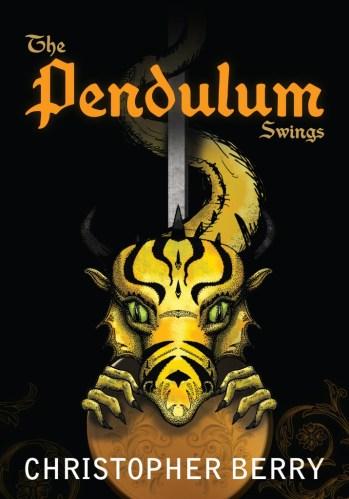 "My debut novel ""The Pendulum Swings"""