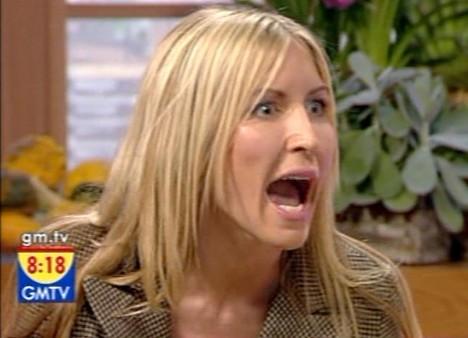 Heather Mills on GMTV