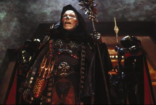 "Skeletor in ""Masters of the Universe"""