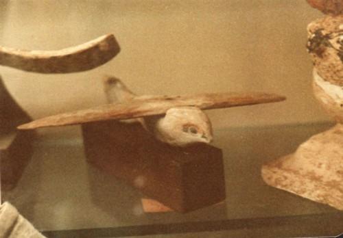 The Saqqara Bird - a model glider?