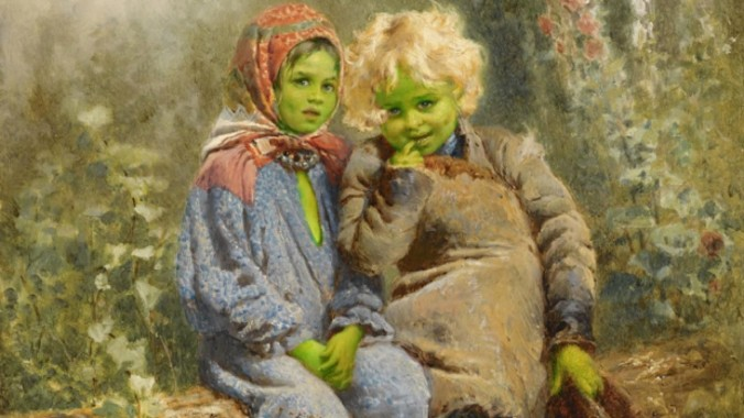 Green Children