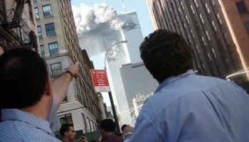 Dodgy special effects: the proof that the 9/11 plane crashes were