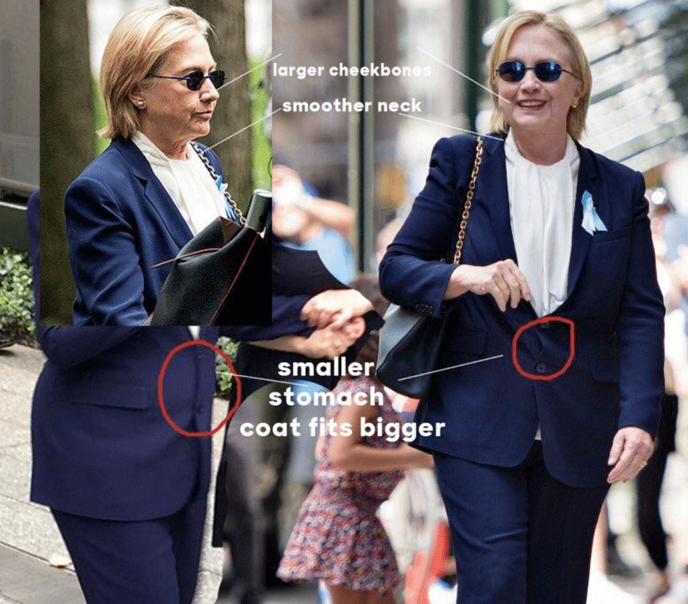 Is this the real Hillary?