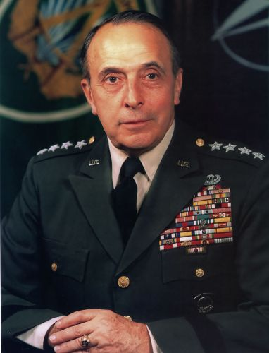Lyman Lemnitzer, Chairman of the Joint Chiefs and the lunatic who approved Operation Northwoods