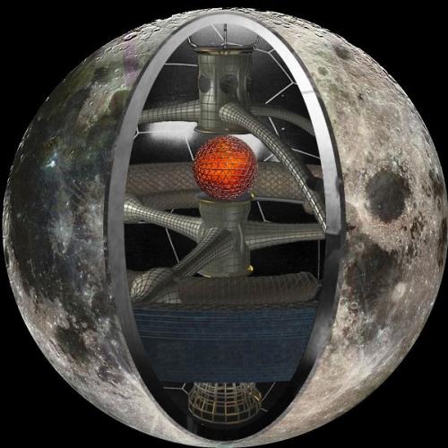 Moon Crash Time Machine Movie